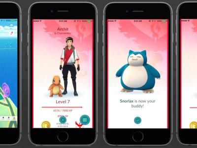 Pokémon GO próximamente te dejará salir a pasear con tu Pokémon favorito