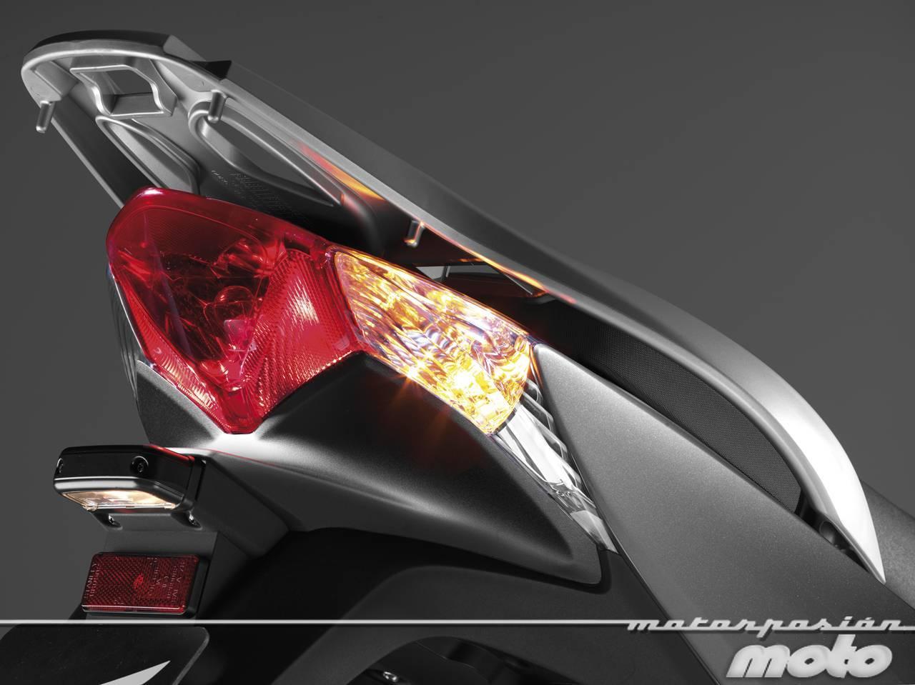 Foto de Honda Scoopy SH125i 2013, prueba (valoración, galería y ficha técnica)  - Fotos Detalles (81/81)