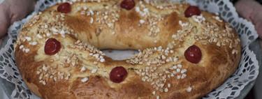 Receta de Roscón de Reyes tradicional y esponjoso