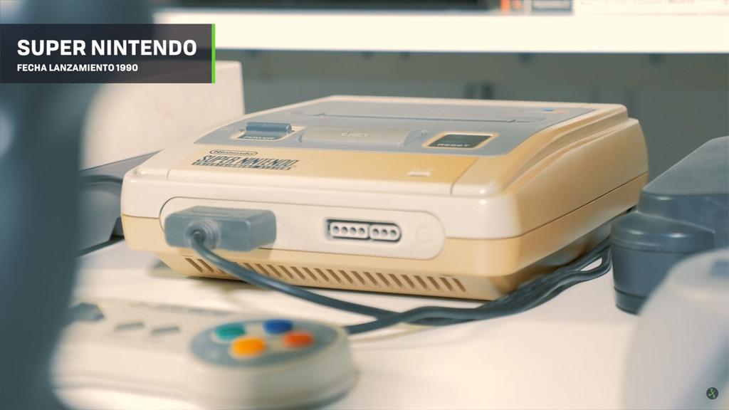 Super Nintendo Xtk