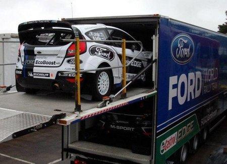 Chris Atkinson y Ford nos muestran sus colores para Finlandia