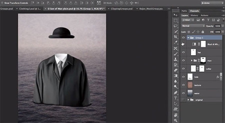 Adobe nos muestra cinco buenas razones para usar grupos de capas en Photoshop