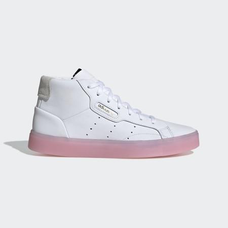 Zapatilla Adidas Sleek Mid Blanco Ee8612 01 Standard