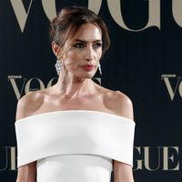 Nieves Álvarez se convierte en una de las protagonistas de la noche durante los Premios Vogue Joyas 2018