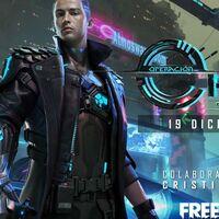 'Free Fire' anuncia una colaboración especial con Cristiano Ronaldo para convertirse en personaje del juego