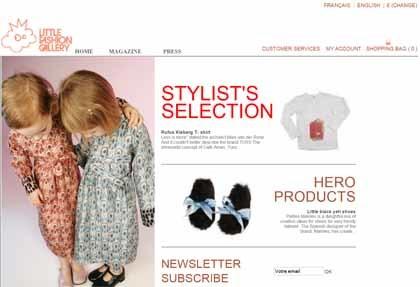 Nueva tienda on-line descubierta