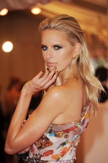 Ellas no podían faltar: las chicas más sexys en la gala MET 2013