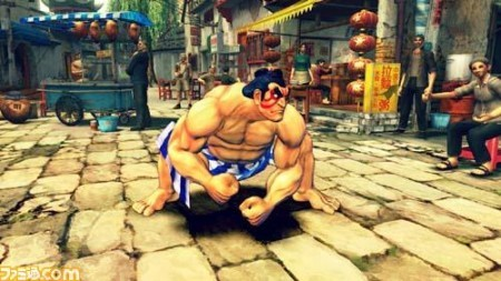 Honda - Street Fighter IV