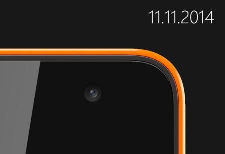 Microsoft nos presentará su primer Lumia el día 11 de noviembre