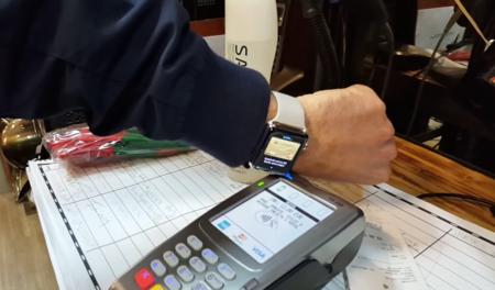 """""""Perdone, voy a pagar con el reloj"""": una semana con Apple Pay"""