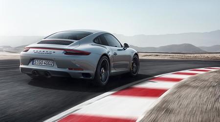 Porsche GTS 2017