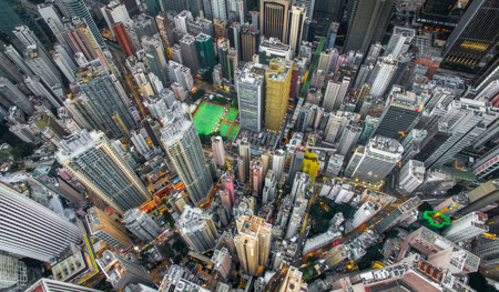 Drone Photography Hong Kong Density Andy Yeung 4
