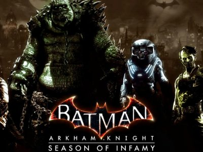 Batman: Arkham Knight pone su punto y final con la llegada del pack Season of Infamy