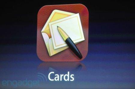 Cards, el correo físico llega a iOS 5