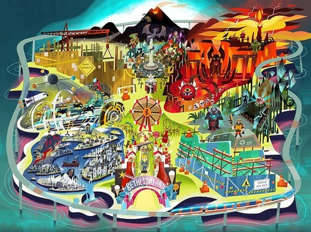 Bethesda E3 2017 Park