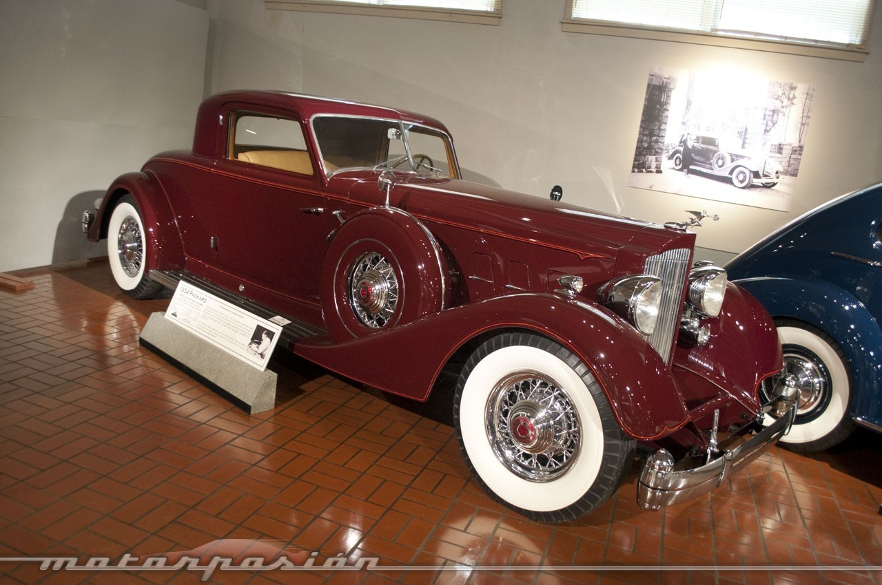 Foto de Gilmore Car Museum (17/61)