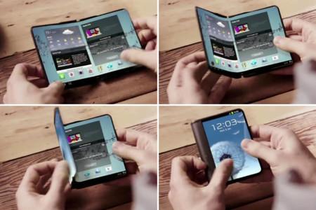 Samsung aprovecharía el MWC para mostrar un prototipo de smartphone plegable