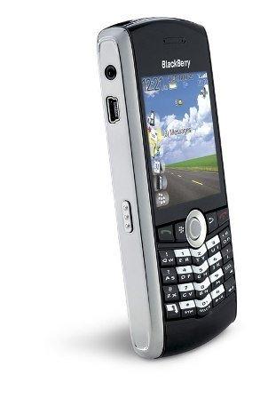 BlackBerry Pearl también para Orange