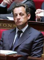 Sarkozy, vigilado desde la red