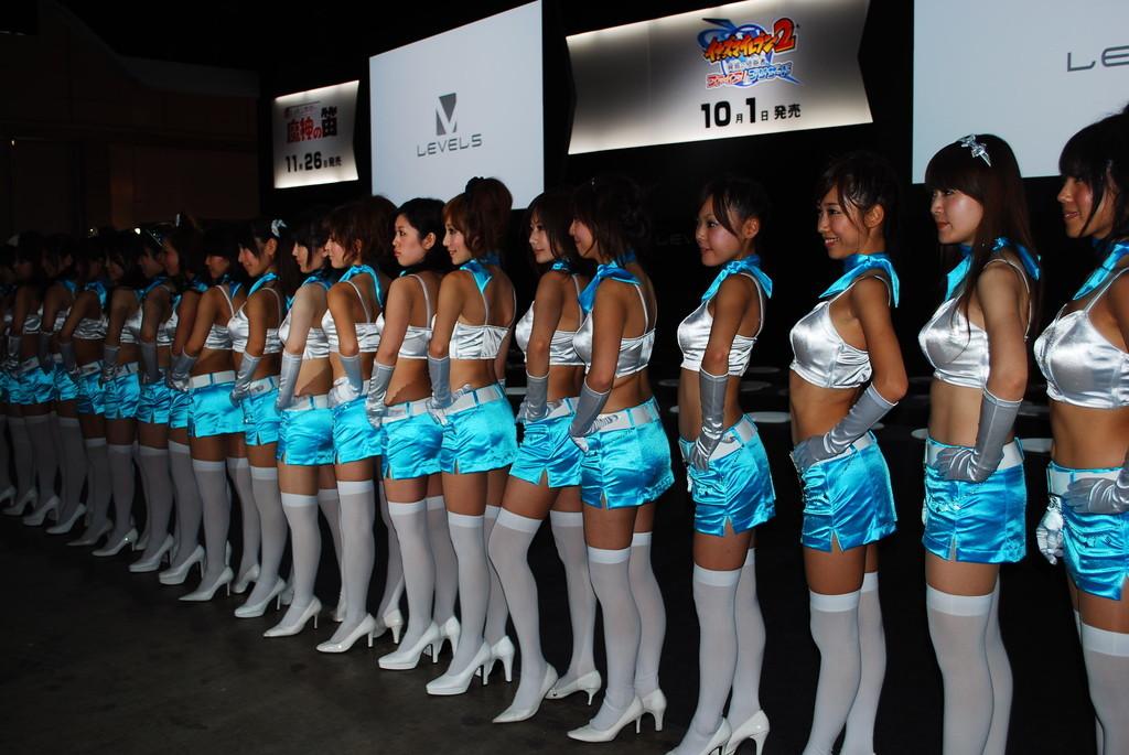 Foto de Chicas del Tokyo Game Show 2009 (10/28)