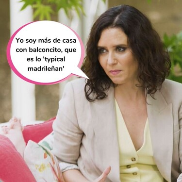 Isabel Díaz Ayuso con Bertín Osborne en 'Mi casa no es ni mía ni tuya': el motivo por el que NO se ha grabado en su verdadera casa (y cómo es realmente)