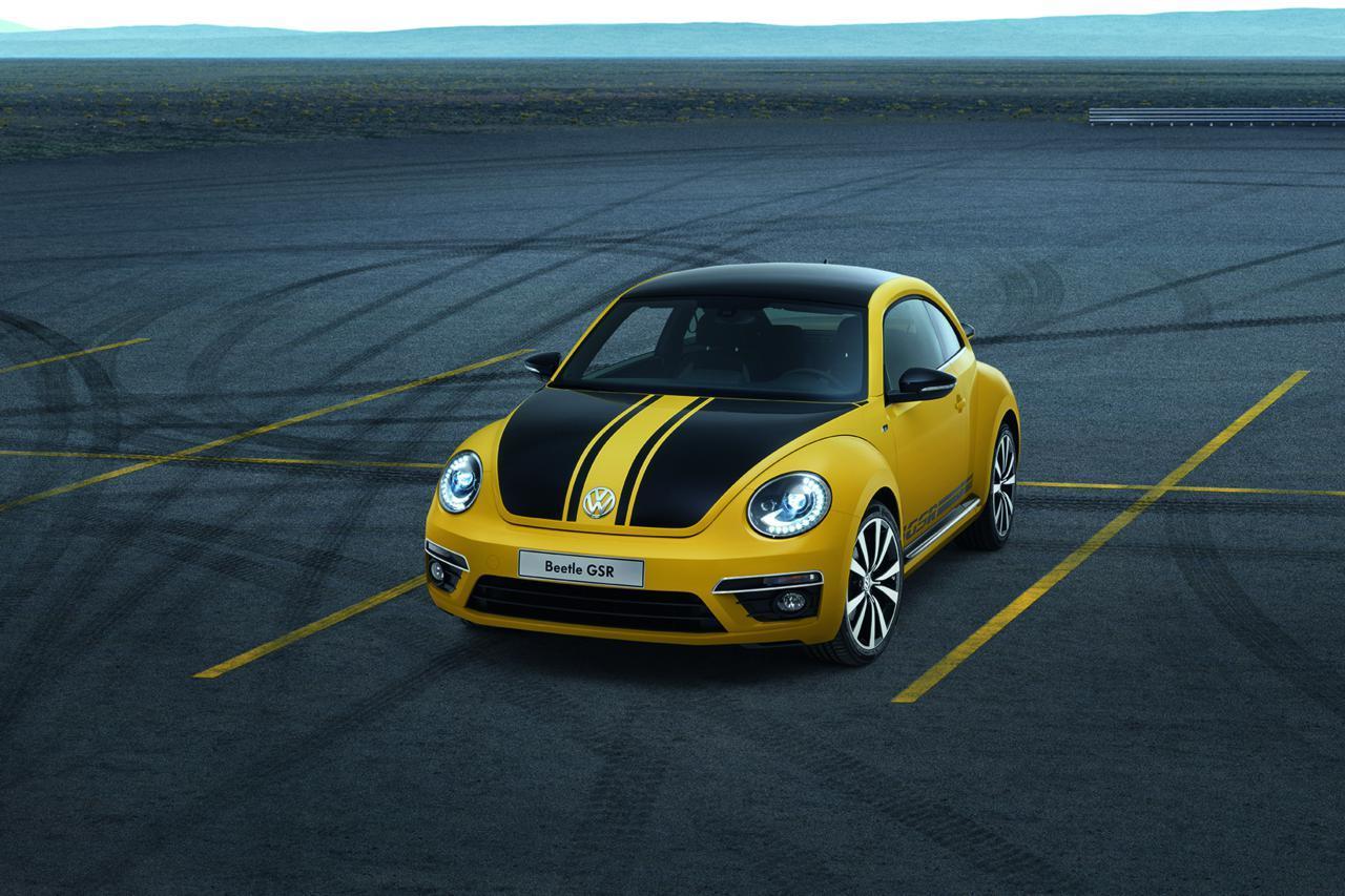 Foto de Volkswagen Beetle GSR (5/14)