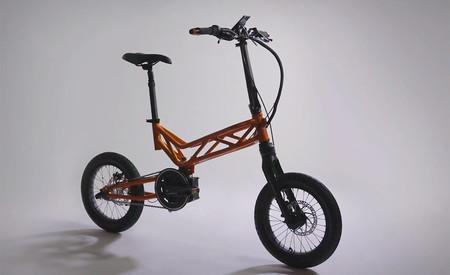 Trilix Ebike Bicicleta Electrica Plegable 2020