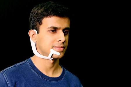 """El MIT asegura que con este dispositivo es posible escuchar las palabras que sólo """"hablamos en nuestra cabeza"""""""
