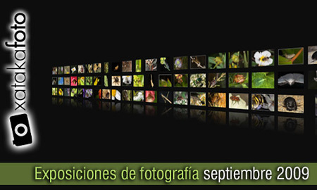 Agenda, exposiciones de fotografía: septiembre 2009