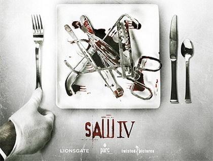 Póster de 'Saw IV'