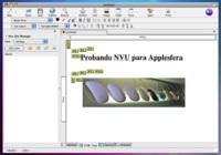 NVU editor web gratuito para Mac