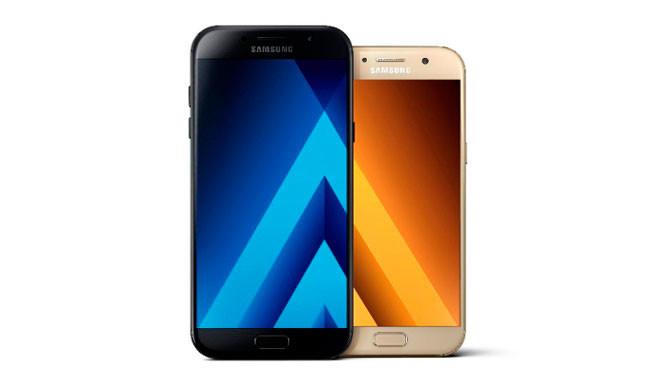 Galaxy A5 A7 2017