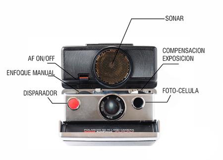 controles Sx 70