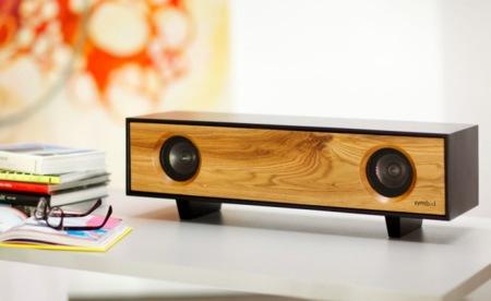 Tabletop HiFi de Symbol Audio: altavoces vintage de sobremesa