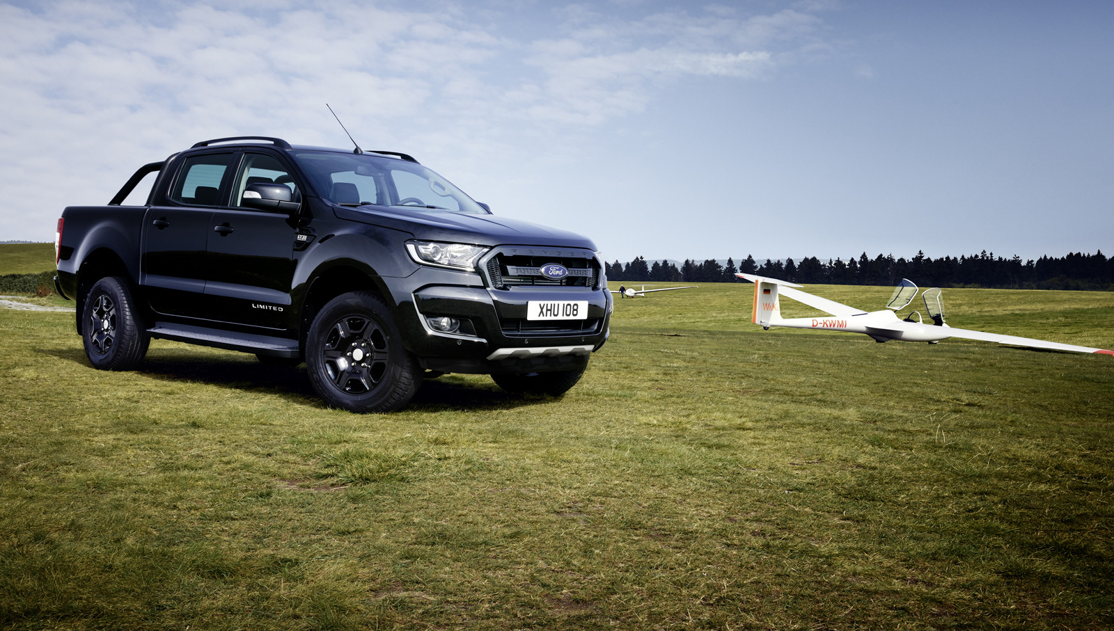 Foto de Ford Ranger Black Edition (1/6)