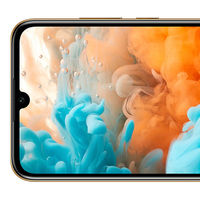 Huawei Y6 Prime 2019: lector de huellas y traje de cuero, pero solo 2 GB de RAM