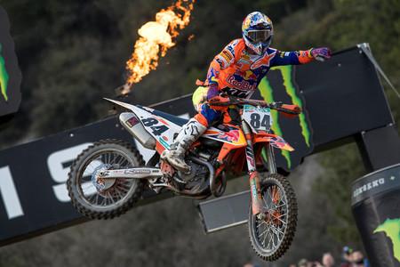 Jeffrey Herlings y Jorge Prado saborean la victoria en Trento con dos impresionantes actuaciones