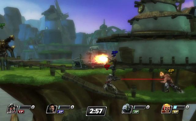 Foto de 200712 - Playstation All-Stars Battle Royale (9/13)
