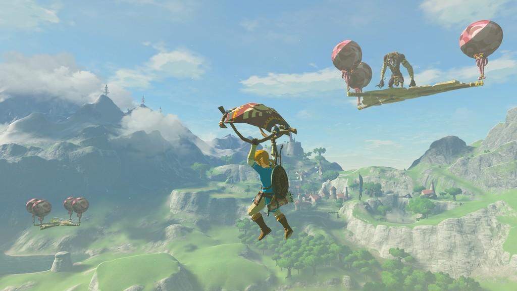 Zelda Breath Of The Wild 13