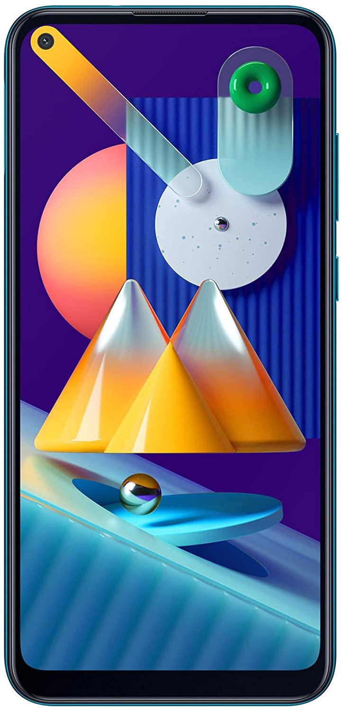SAMSUNG Galaxy M11 Metallic Blue 32GB, 3GB RAM y 5,000 mAh