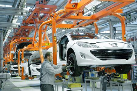 Peugeot Rcz Assembly Line Plant Graz