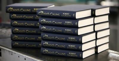 'El canto del cuco', el libro sorpresa de J. K. Rowling se publica en Espasa