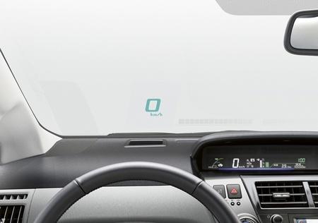 El HUD de Toyota, siéntente como un piloto de caza