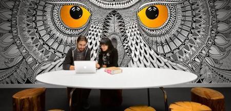 Las oficinas de Hootsuite en Vancouver, un refugio en el que trabajar