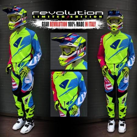 UFO Revolution/Interceptor Limited Edition, el tope de gama del fabricante italiano