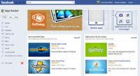 Ya está disponible el App Center de Facebook