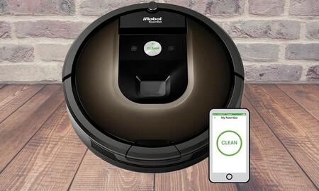 El Corte Inglés tiene un descuento Top para el Roomba 980: déjale la limpieza de tu casa al robot por 519,20 euros