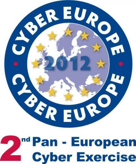 CYBER EUROPA 2012