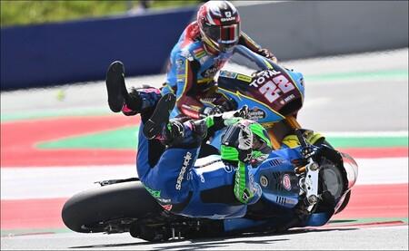 Bastianini Austria Moto2 2020
