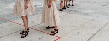 11 sandalias deportivas con plataforma para que este verano pisemos en formato todoterreno